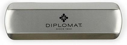 Stylo plume Traveller laqué blanc attributs dorés de Diplomat - photo 6