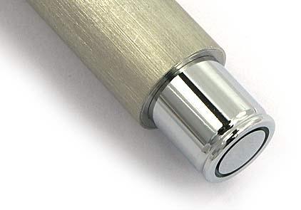 Le stylo plume Ambition métal brossé de Faber-Castell - photo 4