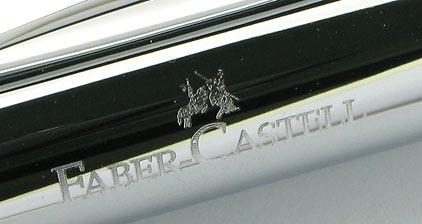Stylo plume Rhombus Losange noir Ambition de Faber-castell - photo 5