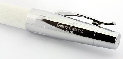 Roller E-Motion Losange Blanc de Faber-Castell - photo 4
