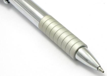 Le portemine Basic Métal chromé de Faber-Castell  - photo 2