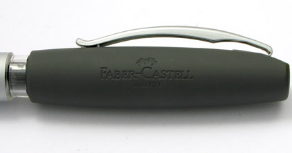 Le roller Basic Métal mat de Faber-Castell - photo 3