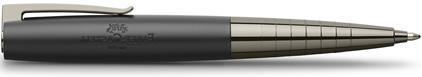 Stylo bille Loom Gunmetal brillant de Faber-Castell