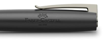 Stylo bille Loom Gunmetal brillant de Faber-Castell - photo 2