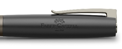 Stylo bille Loom Gunmetal mat de Faber-Castell - photo 2