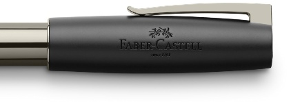 Stylo plume Loom Gunmetal brillant de Faber-Castell - photo 2
