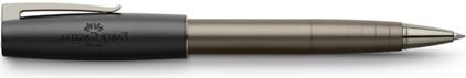 Roller Loom Gunmetal mat de Faber-Castell, cliquez pour plus de d�tails sur ce stylo...