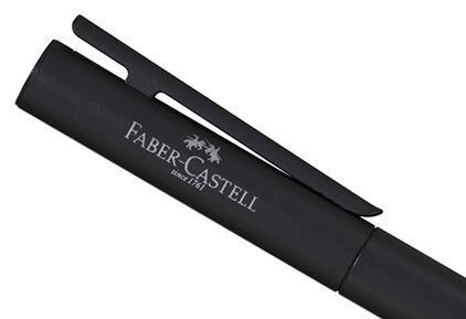 Roller Néo SLIM noir mat de Faber-Castell - photo 2