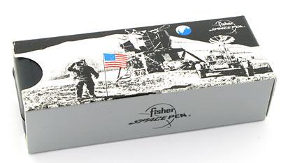 Stylo bille Space Pen Bullet de Fisher chromé avec navette et sans clip - SF 1007 - photo 5