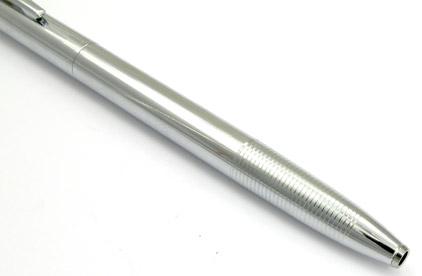 Stylo bille Space Pen SF 1104 Chromé avec navette de Fisher - photo 3