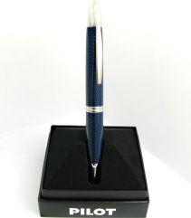 Stylo plume Graphite bleu de la gamme Capless Rhodium de Pilot