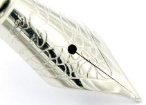 Stylo plume Indigo Murano IN41F de Jean Pierre Lépine