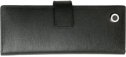 Étui 2 places en cuir noir Tradition de Boss, cliquez pour plus de d�tails sur ce stylo...