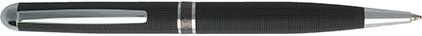 Stylo bille Framework grid Black de Boss, cliquez pour plus de d�tails sur ce stylo...