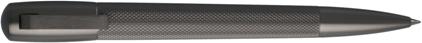 Stylo bille Pure matte dark chrome de Boss, cliquez pour plus de détails sur ce stylo...