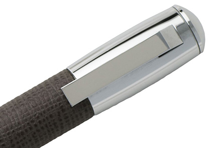 Stylo bille Pure Tradition grey de Boss - photo 2
