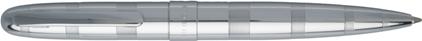 Stylo bille Rise chrome de Boss, cliquez pour plus de détails sur ce stylo...