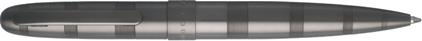 Stylo bille Rise dark chrome de Boss, cliquez pour plus de détails sur ce stylo...