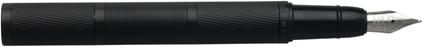 Stylo plume Trilogy black de Boss, cliquez pour plus de détails sur ce stylo...