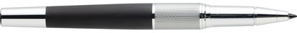 Roller Dual chrome black de Boss, cliquez pour plus de d�tails sur ce stylo...