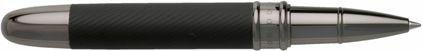 Roller Matte black Stripe de Boss, cliquez pour plus de d�tails sur ce stylo...