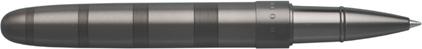 Roller Rise dark chrome de Boss, cliquez pour plus de d�tails sur ce stylo...