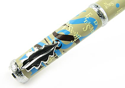 Stylo plume Writing de « Inès de la Fressange » - photo 3