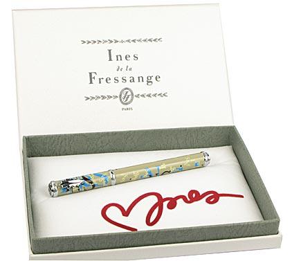 Stylo plume Writing de « Inès de la Fressange » - photo 4