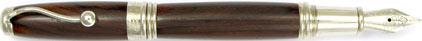 Stylo plume Indigo Metalcap IN72F de Jean Pierre Lépine , cliquez pour plus de détails sur ce stylo...