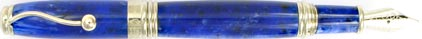 Stylo plume Indigo Murano IN41F de Jean Pierre Lépine, cliquez pour plus de détails sur ce stylo...