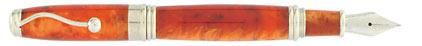 Stylo plume Indigo Murano IN46F de Jean Pierre Lépine, cliquez pour plus de détails sur ce stylo...