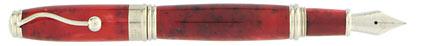 Stylo plume Indigo Murano IN47F de Jean Pierre Lépine, cliquez pour plus de détails sur ce stylo...