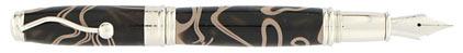 Stylo plume Indigo IN63FS de Jean Pierre Lépine, cliquez pour plus de d�tails sur ce stylo...