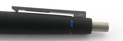 Stylo multifonction noir 2000 de Lamy ( 4 couleurs) - photo 2