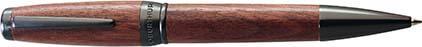 Stylo bille Argan noyer de Oberthur, cliquez pour plus de d�tails sur ce stylo...
