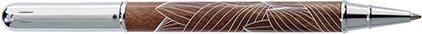 Stylo bille Canopée noyer de Oberthur, cliquez pour plus de d�tails sur ce stylo...
