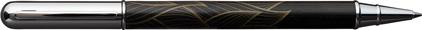 Stylo bille Canopée ébène de Oberthur, cliquez pour plus de d�tails sur ce stylo...