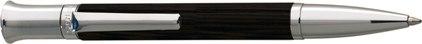Stylo bille Cèdre bois d'ébène d'Oberthur, cliquez pour plus de d�tails sur ce stylo...