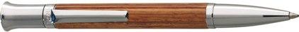 Stylo bille Cèdre bois de rose d'Oberthur, cliquez pour plus de détails sur ce stylo...