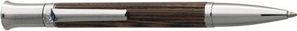 Stylo bille Cèdre Wengé africain d'Oberthur, cliquez pour plus de détails sur ce stylo...