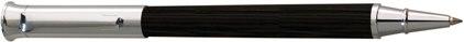 Roller Cèdre bois d'ébène d'Oberthur, cliquez pour plus de d�tails sur ce stylo...