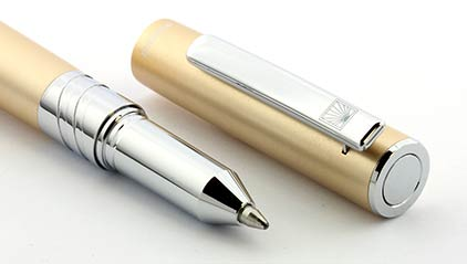 Stylo bille Electra Champagne d'Oberthur - photo 3