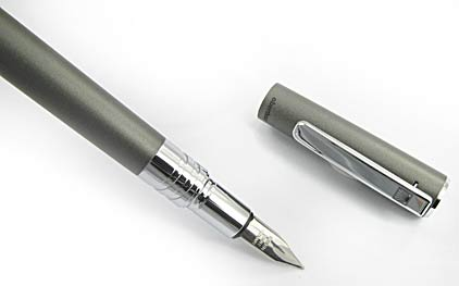 Stylo plume Eclipse bronze d'Oberthur - photo 3
