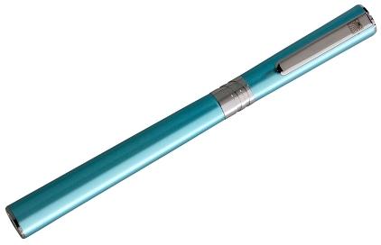 Stylo plume Electra bleu lagon d'Oberthur - photo 2