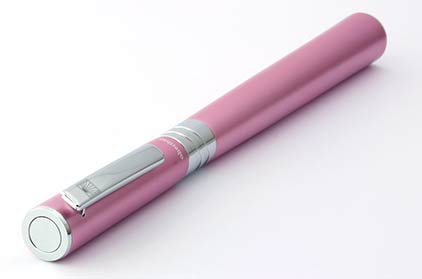 Stylo plume Electra rose d'Oberthur - photo 2