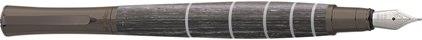 Stylo plume Groove abricotier oberthur, cliquez pour plus de d�tails sur ce stylo...
