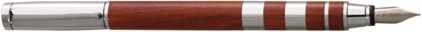 Stylo plume Jazz bois de rose de Oberthur, cliquez pour plus de détails sur ce stylo...