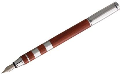 Stylo plume Jazz bois de rose de Oberthur - photo 3