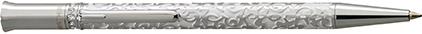 Stylo bille Kali blanc de Oberthur, cliquez pour plus de d�tails sur ce stylo...