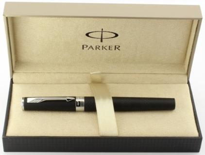 Stylo Parker Ingénuity Black Rubber - photo 6